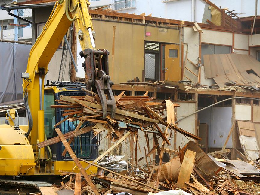 その他の事業 設備/精密機械・構造物の解体と撤去 産業廃棄物中間処理 フロン回収及び破壊